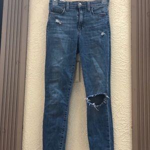 NEW Joe's Jeans -High Waist Skinny Jeans 24